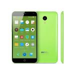 Zelený Meizu m1 note