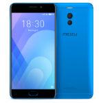 Modrý Meizu M6 Note